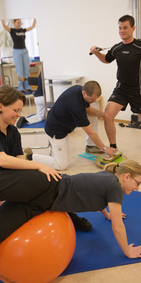 Bachelor of Science in Physiotherapie FH